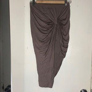 Dresses & Skirts - High slit skirt